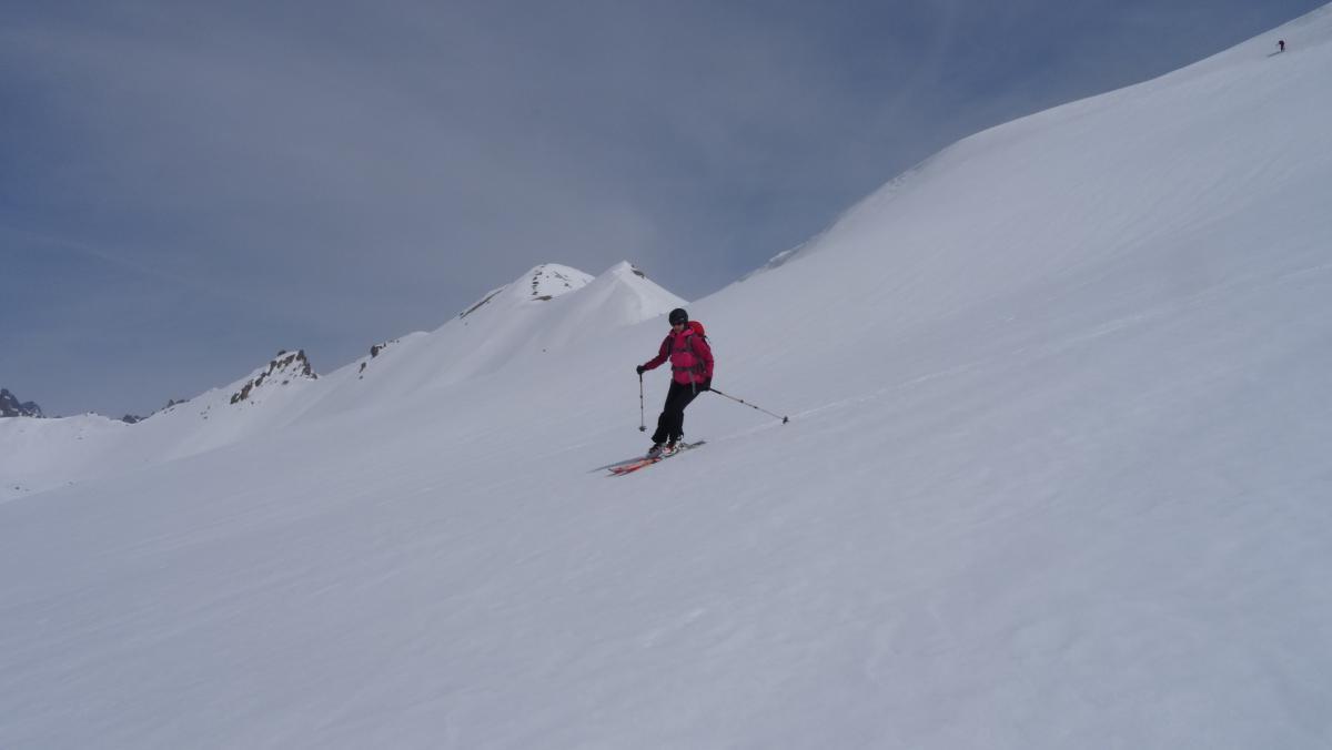 S jour en argentera col des monges j4 4 gemsa grenoble escalade montagne ski alpinisme for Moquette grenoble