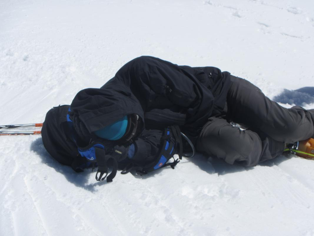Pointe Salvador Gemsa Grenoble Escalade Montagne Ski
