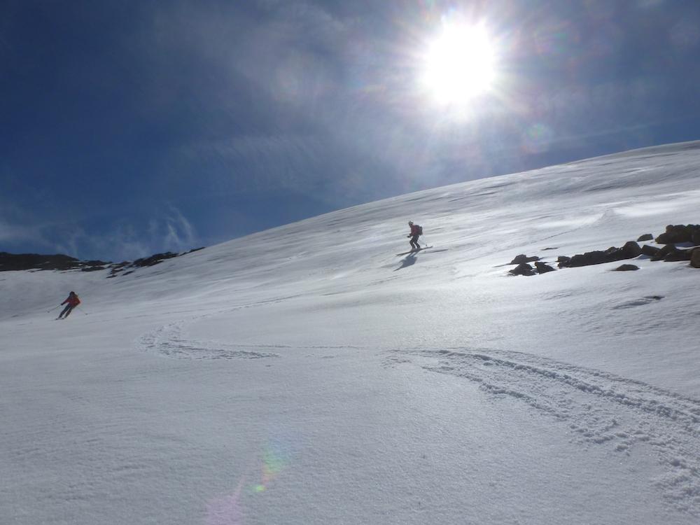Taillefer par le pas de la m ne gemsa grenoble escalade montagne ski alpinisme for Moquette grenoble